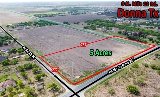0 N Fm 493, Donna, TX 78537 (MLS #355429) :: The Lucas Sanchez Real Estate Team