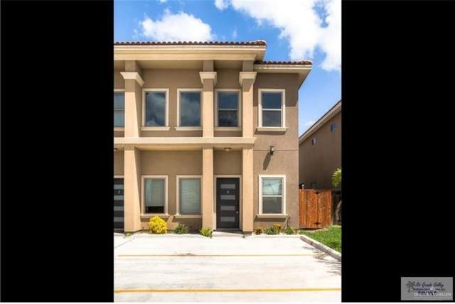 1205 E Olympia Avenue #4, Mcallen, TX 78503 (MLS #355437) :: Jinks Realty