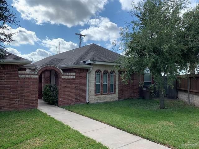 720 S Logan Drive, Edinburg, TX 78539 (MLS #355444) :: The Ryan & Brian Real Estate Team