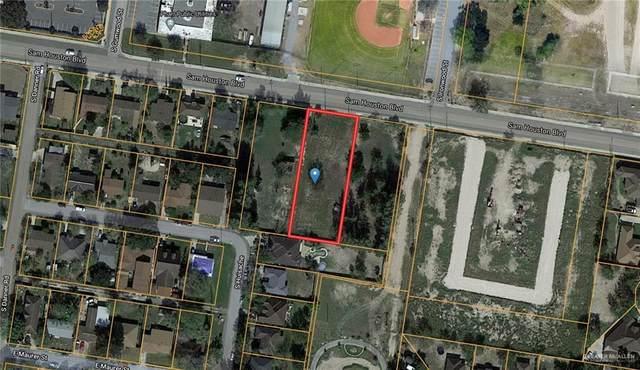 904 E Sam Houston Avenue, Pharr, TX 78577 (MLS #355461) :: The Ryan & Brian Real Estate Team