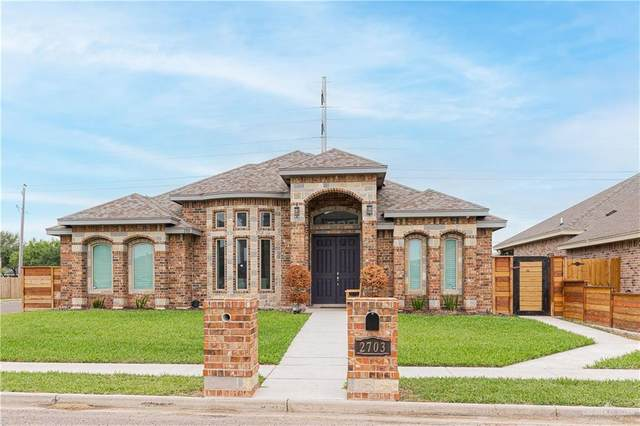 2703 April Avenue, Edinburg, TX 78541 (MLS #355499) :: The Ryan & Brian Real Estate Team