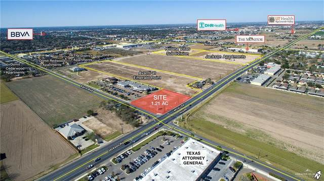 1401 E Fern Avenue, Mcallen, TX 78501 (MLS #355513) :: eReal Estate Depot