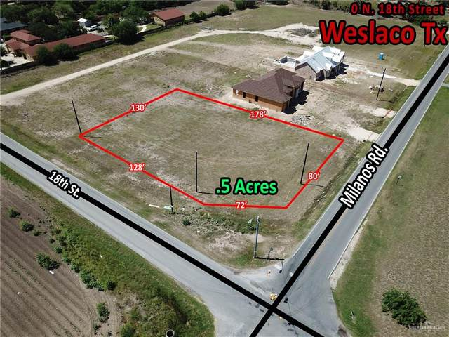 1658 W 18th Street, Weslaco, TX 78596 (MLS #355530) :: The Ryan & Brian Real Estate Team