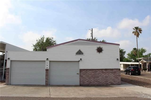 180 Lantern Avenue, Palmview, TX 78572 (MLS #355560) :: The Lucas Sanchez Real Estate Team
