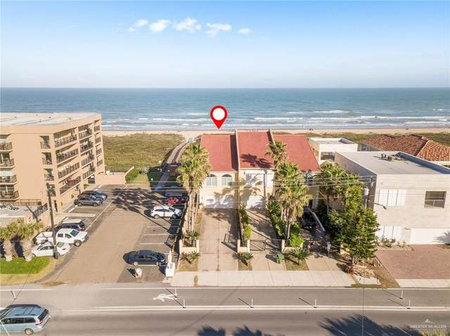 4020 Gulf Boulevard, South Padre Island, TX 78597 (MLS #355572) :: The Ryan & Brian Real Estate Team