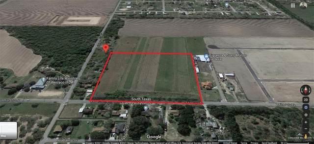 3821 N Mile 6 1/2 West Street, Weslaco, TX 78599 (MLS #355583) :: Key Realty