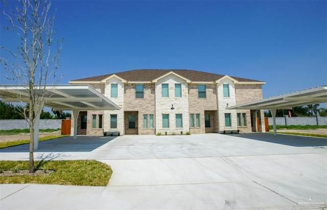 410 Newport Avenue #2, Edinburg, TX 78539 (MLS #355585) :: The Ryan & Brian Real Estate Team