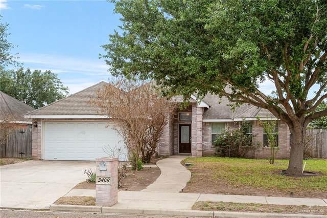 3403 Cascade Drive, Weslaco, TX 78599 (MLS #355622) :: The Lucas Sanchez Real Estate Team