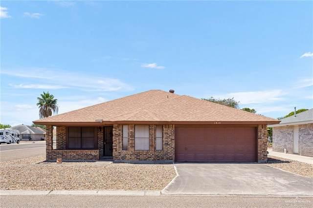 1815 Woodrow Street, Mission, TX 78572 (MLS #355651) :: eReal Estate Depot