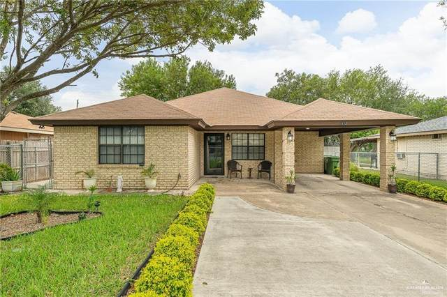 1112 Nueces Street, Alamo, TX 78516 (MLS #355670) :: Jinks Realty