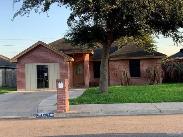 1801 Azalea Street, Mission, TX 78573 (MLS #355686) :: The Lucas Sanchez Real Estate Team