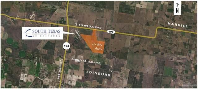 1300 E Fm 490 Road E, Edinburg, TX 78541 (MLS #355692) :: The Ryan & Brian Real Estate Team