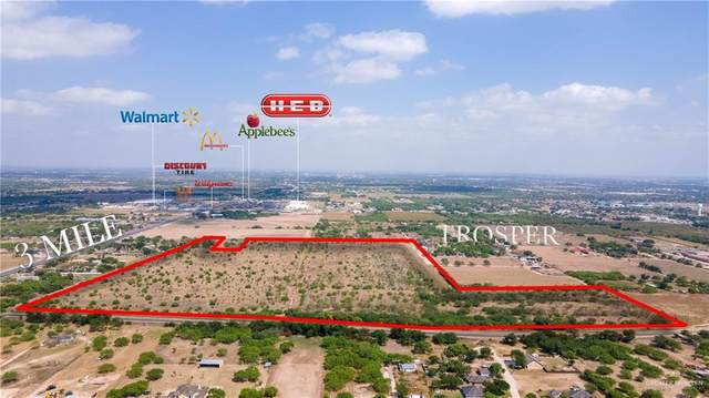 0 Trosper Road, Mission, TX 78572 (MLS #355707) :: The Lucas Sanchez Real Estate Team
