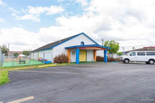 702 E Jefferson, Harlingen, TX 78550 (MLS #355739) :: Jinks Realty