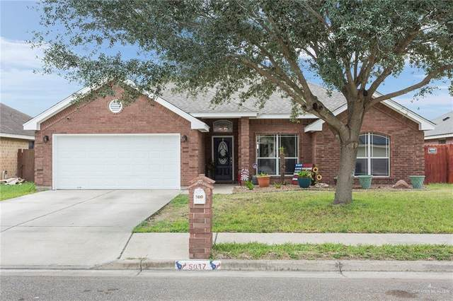 5017 W Sycamore Avenue W, Mcallen, TX 78501 (MLS #355781) :: The MBTeam