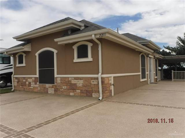 2211 Robin Lane, Mission, TX 78572 (MLS #355793) :: The MBTeam