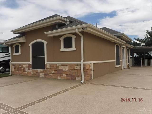 2211 Robin Lane, Mission, TX 78572 (MLS #355793) :: The Ryan & Brian Real Estate Team