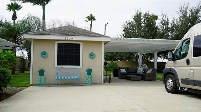 2220 Seagull Lane, Mission, TX 78572 (MLS #355816) :: The Ryan & Brian Real Estate Team