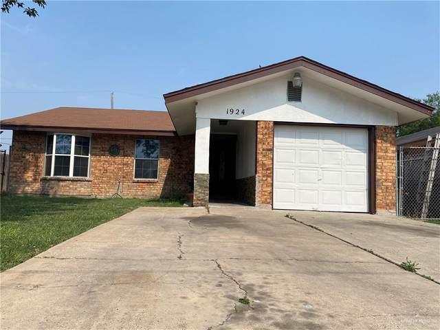 1924 S 34th Street, Mcallen, TX 78503 (MLS #355825) :: The Lucas Sanchez Real Estate Team