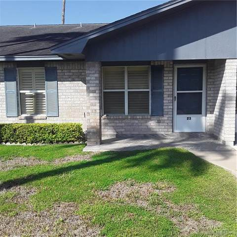 807 E 21st Street #23, Mission, TX 78572 (MLS #355848) :: The MBTeam