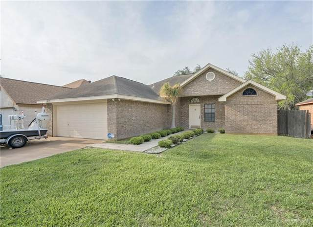 1807 Marigold Street, Mission, TX 78572 (MLS #355864) :: The Lucas Sanchez Real Estate Team