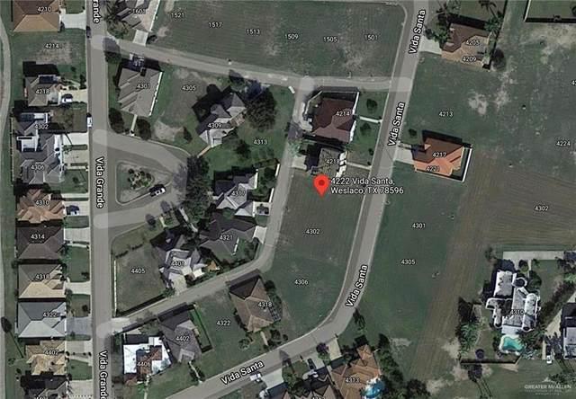 4222 Vida Santa, Weslaco, TX 78596 (MLS #355868) :: eReal Estate Depot