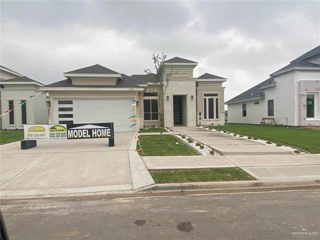 2211 Mirabelle Street, Mission, TX 78572 (MLS #355889) :: The MBTeam