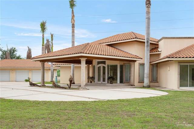 4116 Burns Drive S, Mcallen, TX 78503 (MLS #355927) :: Key Realty