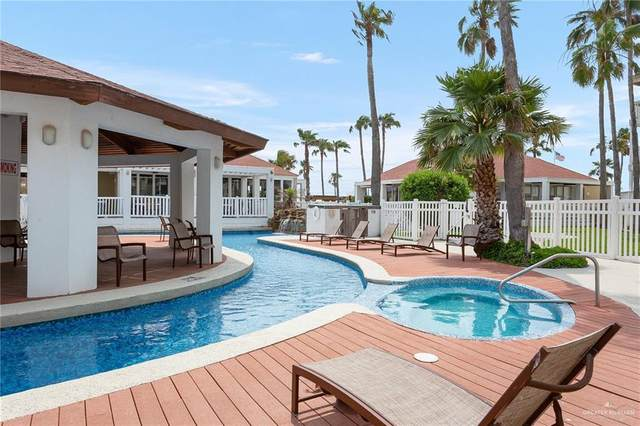 200 Padre Boulevard #215, South Padre Island, TX 78597 (MLS #356016) :: The MBTeam