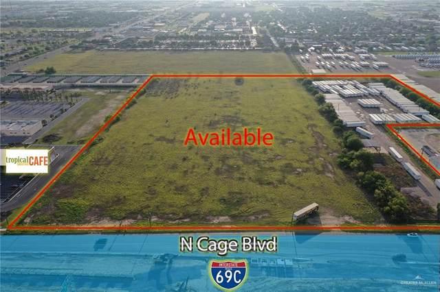 0 N Cage Boulevard, Pharr, TX 78577 (MLS #356032) :: Key Realty