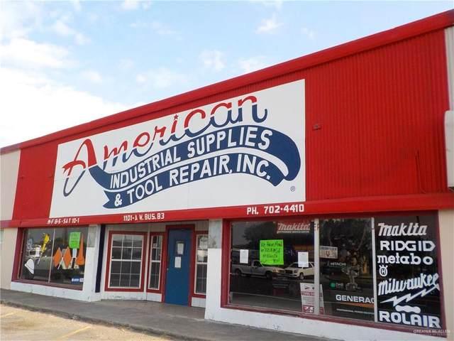 1103 W Us Highway 83, Pharr, TX 78577 (MLS #356043) :: API Real Estate