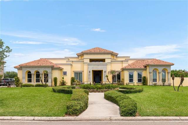 2705 San Lorenzo, Mission, TX 78572 (MLS #356046) :: Imperio Real Estate