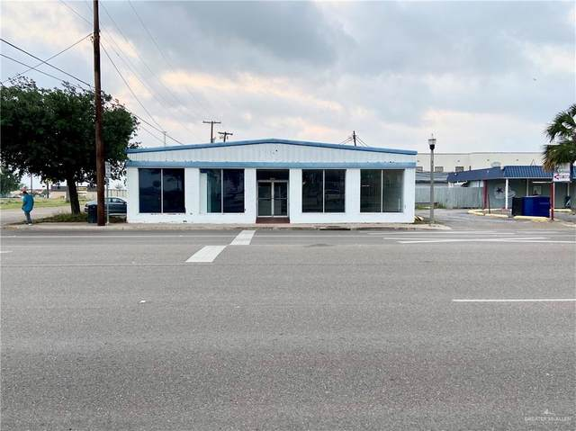 100 S Texas Avenue, Mercedes, TX 78570 (MLS #356050) :: Jinks Realty