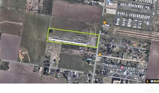 2301 N Cesar Chavez Road, San Juan, TX 78589 (MLS #356061) :: The MBTeam