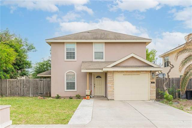 411 Figueroa Street, Edinburg, TX 78539 (MLS #356121) :: The MBTeam