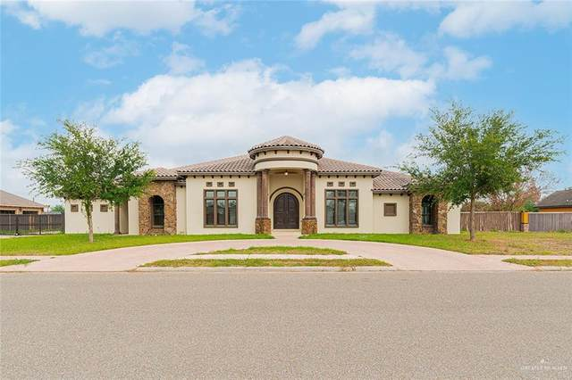 1105 Houston Way, San Juan, TX 78589 (MLS #356128) :: The Ryan & Brian Real Estate Team