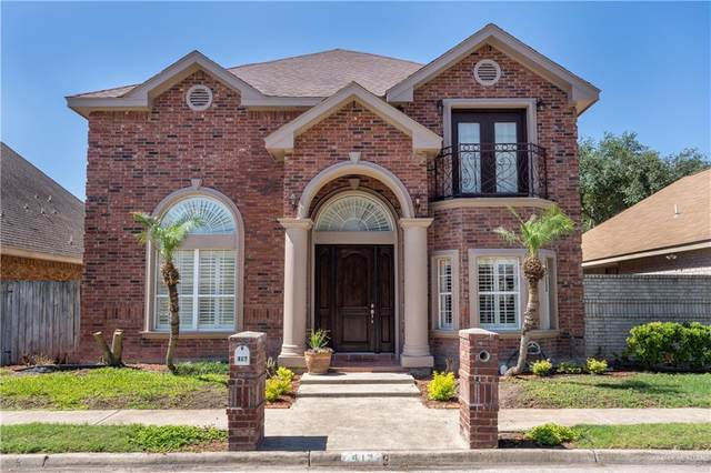 417 Canary Avenue, Mcallen, TX 78504 (MLS #356138) :: Key Realty