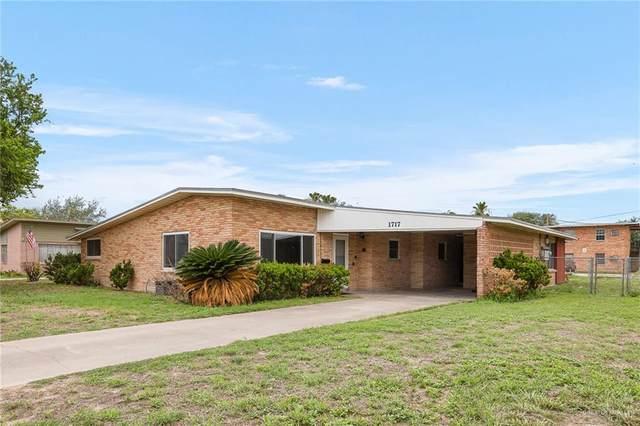 1717 Charles Circle, Edinburg, TX 78541 (MLS #356151) :: The Ryan & Brian Real Estate Team