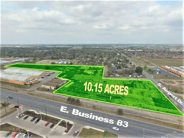 615 E Us Highway Business 83, Weslaco, TX 78596 (MLS #356154) :: The Ryan & Brian Real Estate Team