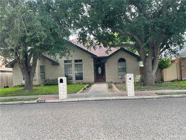 2028 E 28th Street, Mission, TX 78574 (MLS #356159) :: The MBTeam