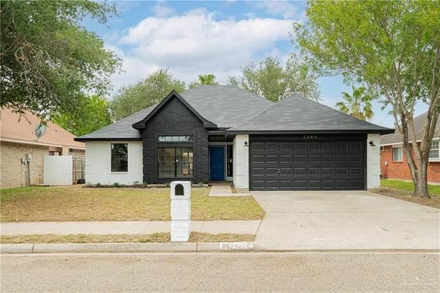 2306 Brock Street, Mission, TX 78572 (MLS #356165) :: The MBTeam