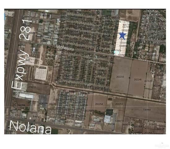5313 N Chula Vista Street, Pharr, TX 78577 (MLS #356169) :: eReal Estate Depot
