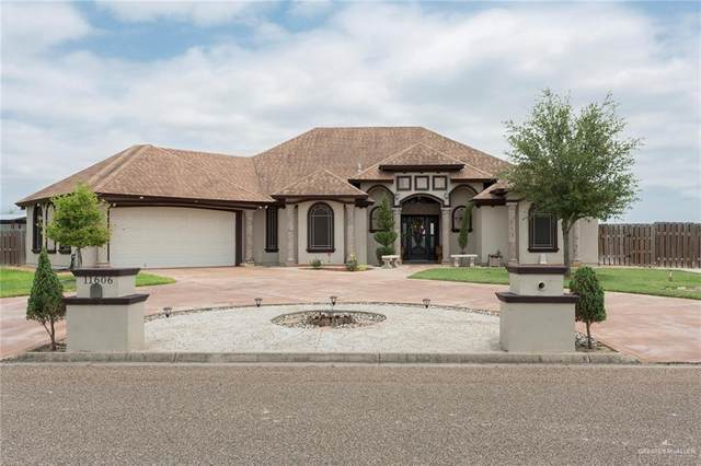 11606 Encantado Drive, Weslaco, TX 78599 (MLS #356188) :: Jinks Realty