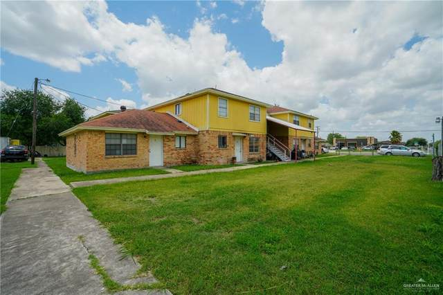 2911 and 2913 N Veterans Boulevard, San Juan, TX 78589 (MLS #356206) :: The Ryan & Brian Real Estate Team
