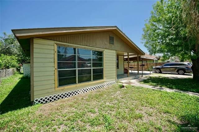 1007 E Juarez Avenue, Pharr, TX 78577 (MLS #356215) :: The Lucas Sanchez Real Estate Team