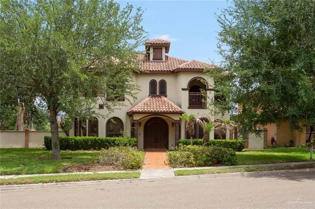3101 Santa Lorena, Mission, TX 78572 (MLS #356223) :: Jinks Realty