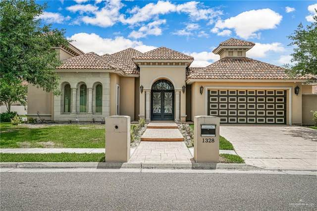 1328 E Myrtle Beach Avenue, Mcallen, TX 78503 (MLS #356243) :: The Lucas Sanchez Real Estate Team