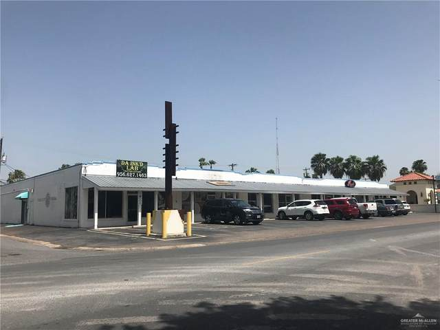 1301-1313 N Main Street, Mcallen, TX 78501 (MLS #356256) :: The Lucas Sanchez Real Estate Team