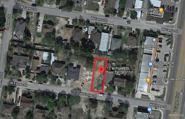 112 W Flores Street, Pharr, TX 78577 (MLS #356265) :: The Ryan & Brian Real Estate Team
