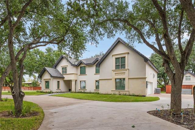 2001 Northgate Lane, Mcallen, TX 78504 (MLS #356277) :: The Ryan & Brian Real Estate Team